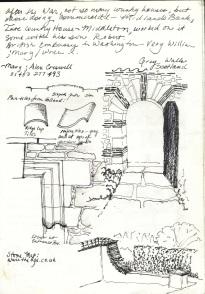 Study of Lutyens' work at Greywalls