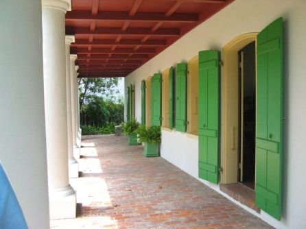 Houses of the French Colonial Tradition