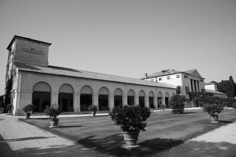 Villa Emo (1559) in Treviso, Italy by Palladio