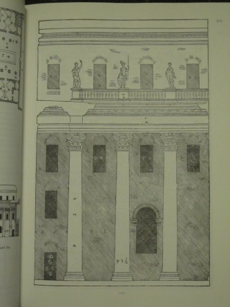 """""""The following building is the Convent of the Carità belonging to the regular canons in Venice. I endeavored to make this house like those of the ancients and so I built there a Corinthian atrium, which is as long as the diagonal of the square of its breadth."""" Palladio, QL Book II, Chapter VI"""