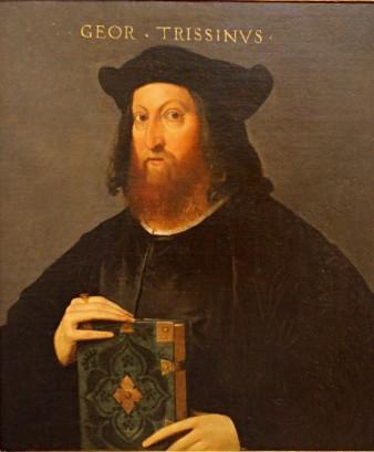 Giangiorgio Trissino by Catena
