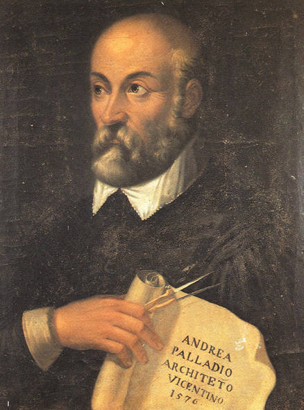 Portrait of Palladio (1574, G.B. Maganza)