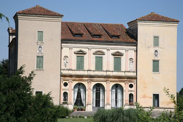 Villa at Cricoli