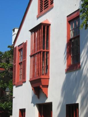 Reja screens window in St. Augustine, Florida
