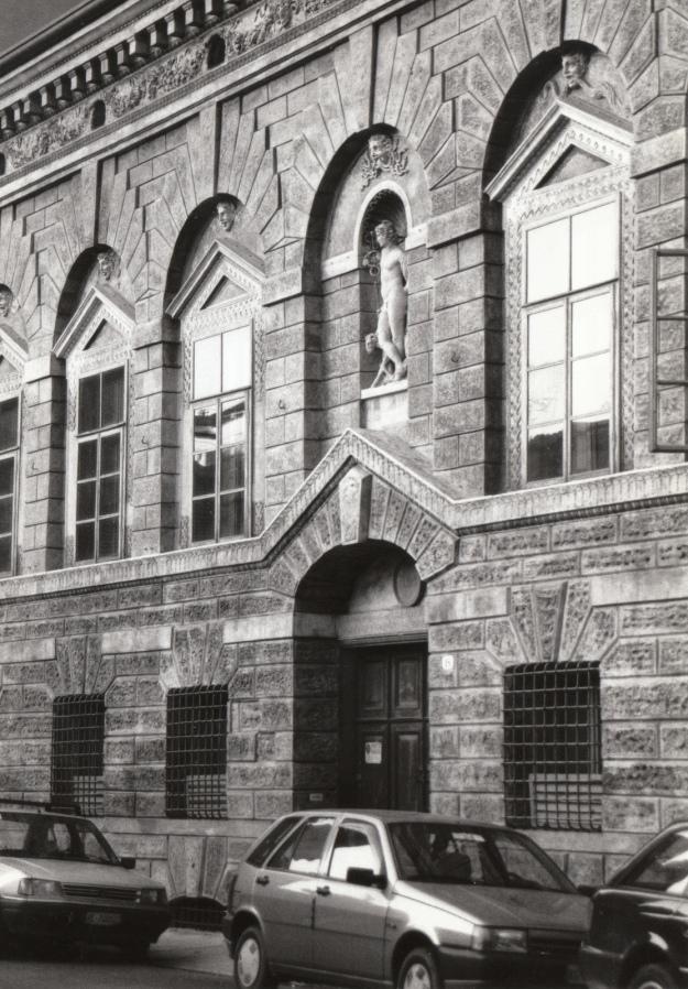 House of Giulio Romano in Mantua