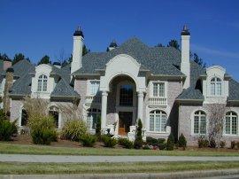 House of too many windows