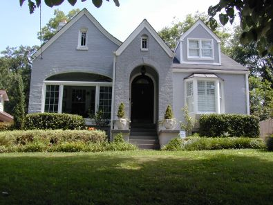 Many different shaped windows do not make a better house