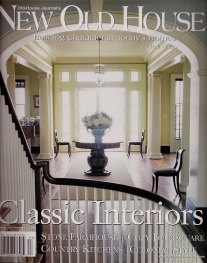 """""""Chadsworth Cottage,"""" Old House Journal's New Old House (Fall 2006): 76-85 and cover"""