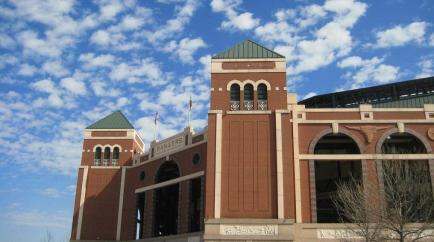 Texas Rangers Ballpark in Arlington, David M. Schwarz Architects
