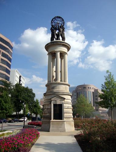 World Athletes Monument, Atlanta, Georgia
