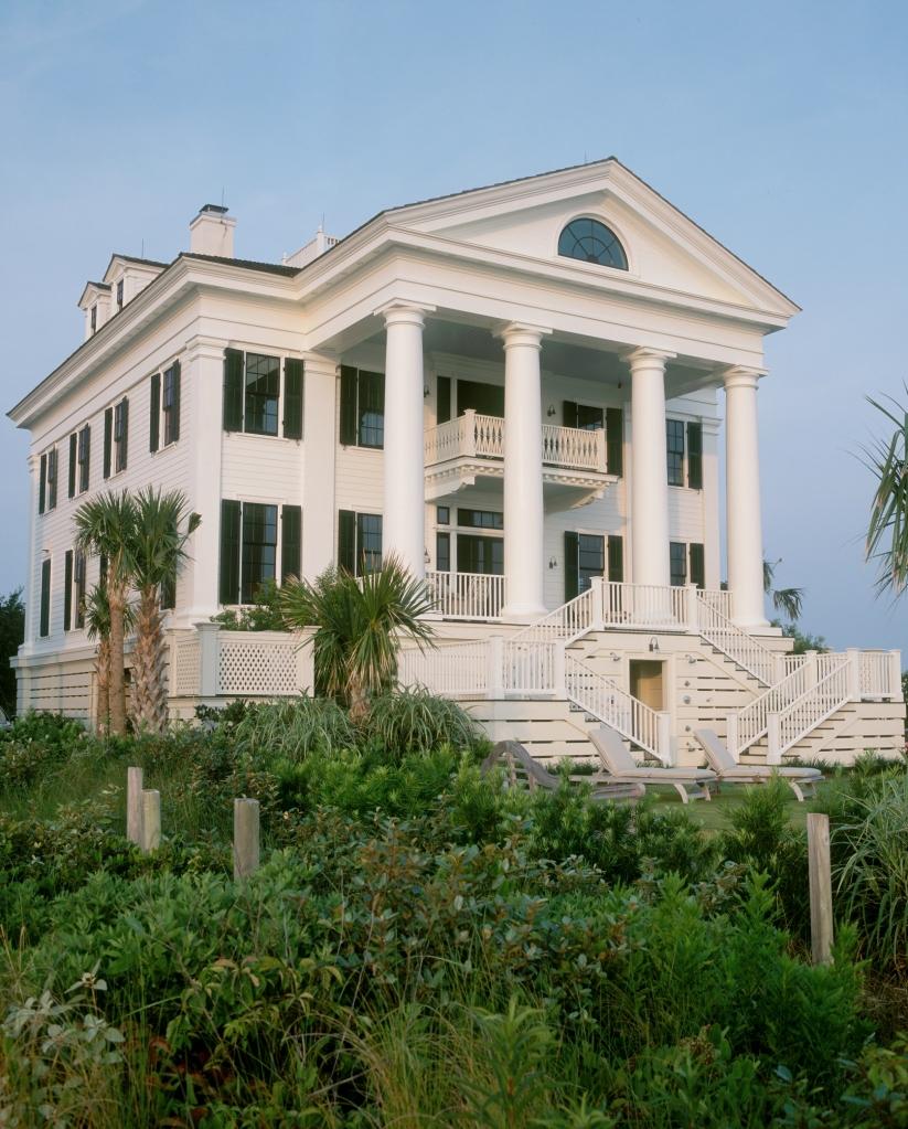 Chadsworth Cottage, North Carolina by Christine Franck, 2005